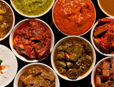 PICKLES CHUTNEYS & SAUCES
