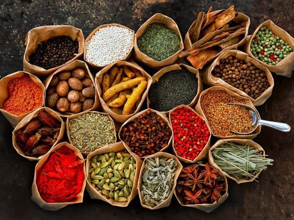 SPICES (BAGS)